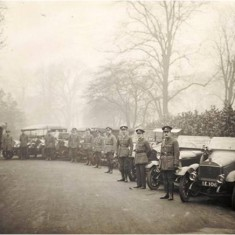 Members of the Voluntary Aid Detachments Ambulance Corps at Ravenscourt Park.  | Hammersmith and Fulham Archives
