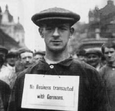 Germans in London
