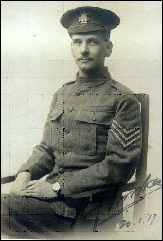 Sergeant Bernard Brookes