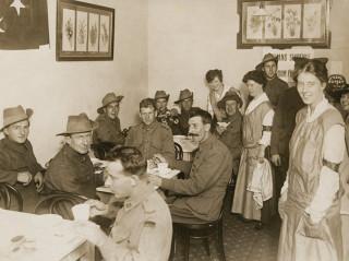 The ANZAC Buffet