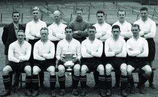 Harry Cook Everton 1933