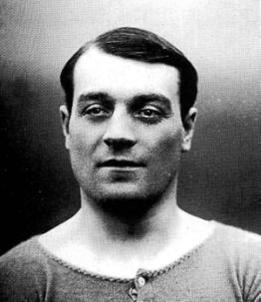 Robert Whiting, 1906. | Rick Glanvil, Chelsea FC