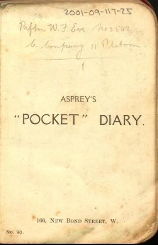 Eve Diary