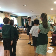St Saviour's Church of England - Play in a Day Workshop | Westminster Archives